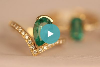 Colombian Emerald and Lighting - Lee Wasson