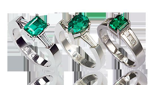 [en:]Anillos Oro Blanco[en:]White Gold Rings