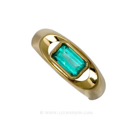 [:en]Lee Wasson´s 19382 Yellow Gold Ring[:es]Lee Wasson 19382 Anillo Oro Amarillo
