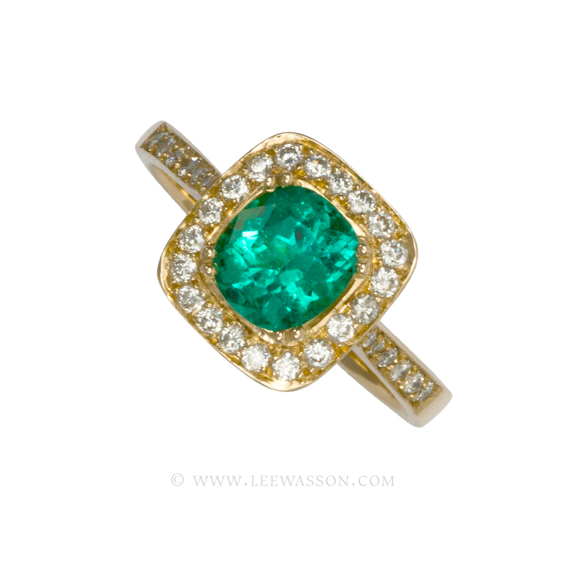 [:en]Lee Wasson´s 19550 Yellow Gold Ring[:es]Lee Wasson 19550 Anillo Oro Amarillo