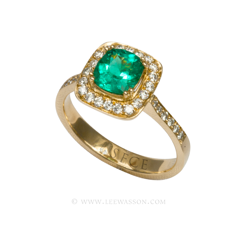 [:en]Lee Wasson´s 19550 Yellow Gold Ring[:es]Lee Wasson 19550 Anillo Oro Amarillo