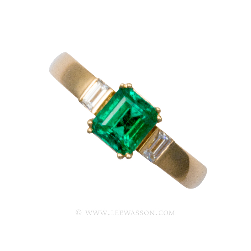 [:en]Lee Wasson´s 19553 Yellow Gold Ring[:es]Lee Wasson 19553 Anillo Oro Amarillo