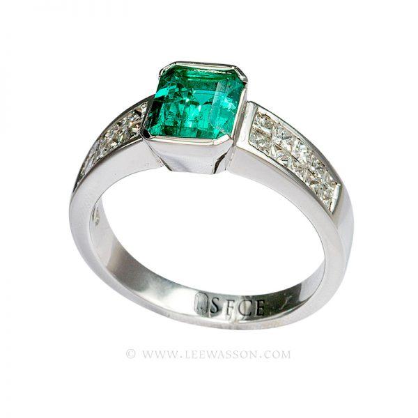 [:en]Lee Wasson´s 19404 White Gold Ring[:es]Lee Wasson 19404 Anillo Oro Blanco
