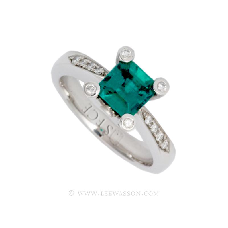 [:en]Lee Wasson´s 19409 White Gold Ring[:es]Lee Wasson 19409 Anillo Oro Blanco