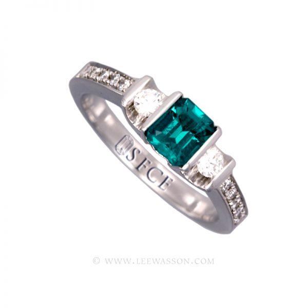 [:en]Lee Wasson´s 19463 White Gold Ring[:es]Lee Wasson 19463 Anillo Oro Blanco