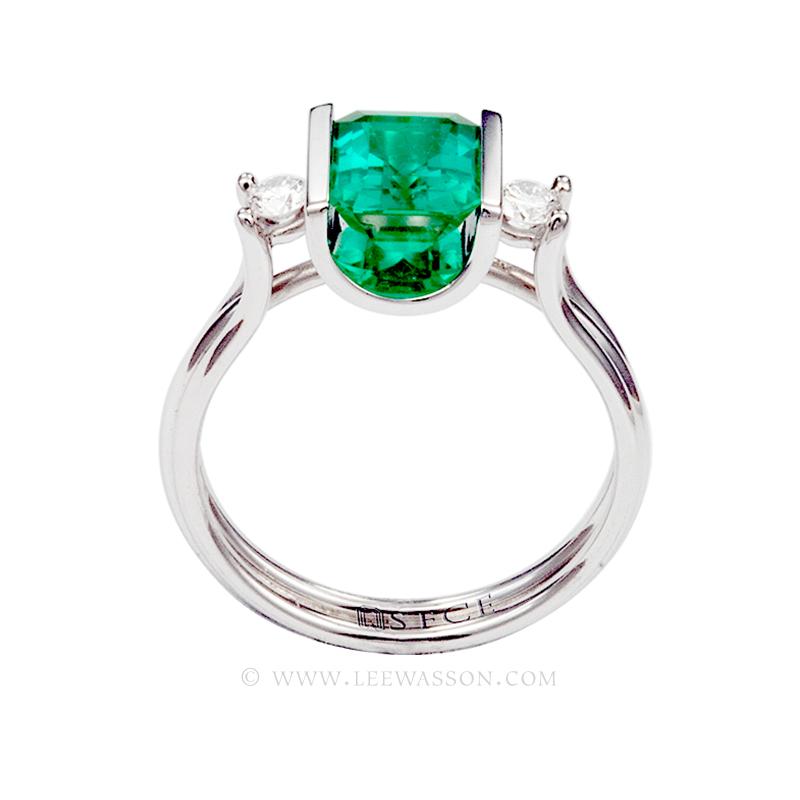 [:en]Lee Wasson´s 19483 White Gold Ring[:es]Lee Wasson 19483 Anillo Oro Blanco