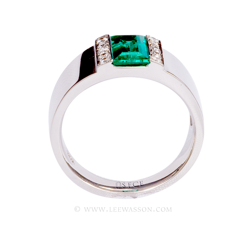 [:en]Lee Wasson´s 19493 White Gold Ring[:es]Lee Wasson 19493 Anillo Oro Blanco