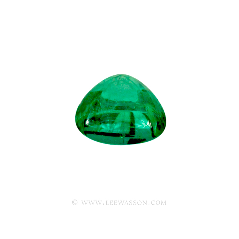Colombian Emeralds, Sugarloaf Emeralds - leewasson.com - 10039 - 2 -