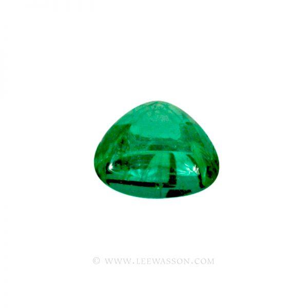 Colombian Emeralds, Sugarloaf Emeralds - leewasson.com - 10039 - 1