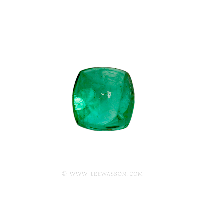 Colombian Emeralds, Sugarloaf Emeralds - leewasson.com - 10039 - 3