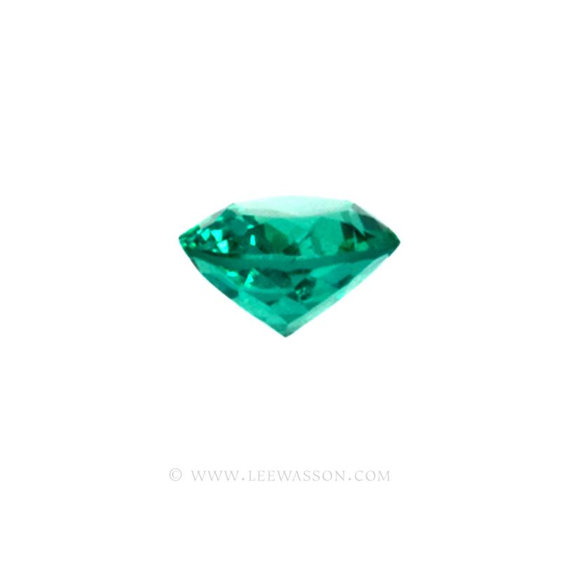 Colombian Emeralds, Oval Cut Emeralds, Aprox 4.00 Carat Emerald, leewasson.com - 3- 10022