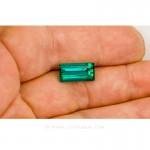 Colombian Emeralds, Baguette cut Emeralds. - leewasson.com - 10037 -3