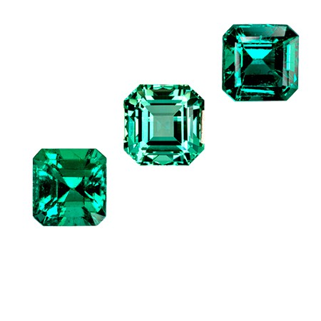 Square Emerald Cut