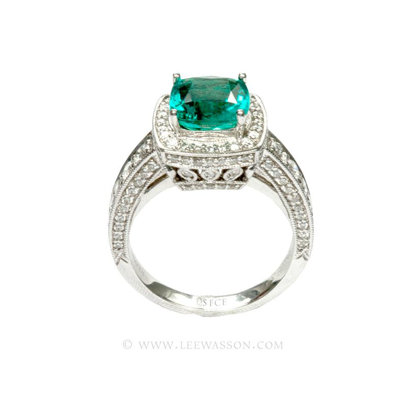 [:en]Lee Wasson´s 19220 White Gold Ring[:es]Lee Wasson 19220 Anillo Oro Blanco