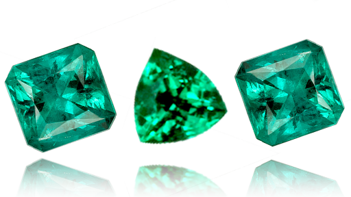 [en:]Fancy Cut Emeralds[es:]Esmeraldas Talla Fantasia