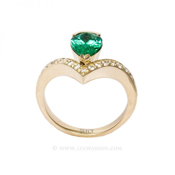 [:en]Lee Wasson´s 19574 Yellow Gold Ring[:es]Lee Wasson 19574 Anillo Oro Amarillo