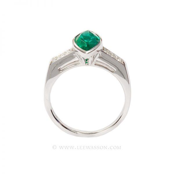 [:en]Lee Wasson´s 19633 White Gold Ring[:es]Lee Wasson 19633 Anillo Oro Blanco