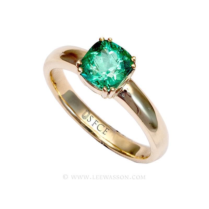 [:en]Lee Wasson´s 19634 Yellow Gold Ring[:es]Lee Wasson 19634 Anillo Oro Amarillo
