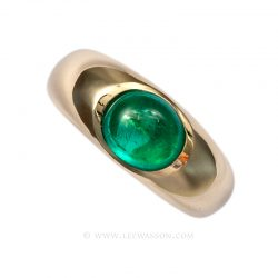 Colombian Emerald Ring 19638