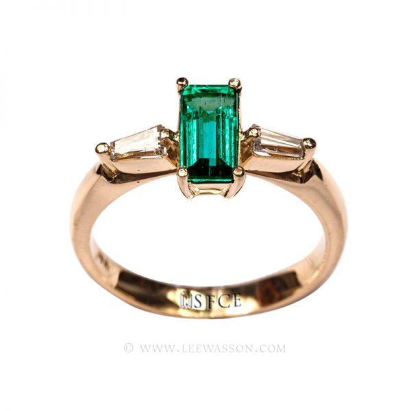 [:en]Lee Wasson´s 19652 Yellow Gold Ring[:es]Lee Wasson 19652 Anillo Oro Amarillo
