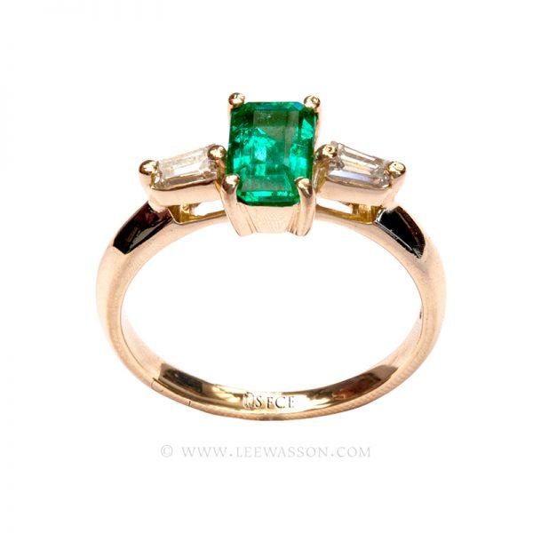 [:en]Lee Wasson´s 19653 Yellow Gold Ring[:es]Lee Wasson 19653 Anillo Oro Amarillo