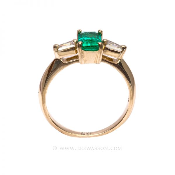 [:en]Lee Wasson´s 19653 Yellow Gold Ring[:es]Lee Wasson 19653 Anillo Oro Amarillo