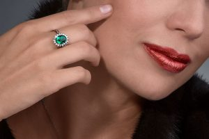 New Collection Specialist in Fine Colombian Emeralds