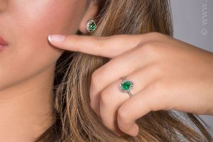 Specialist in Fine Colombian Emeralds