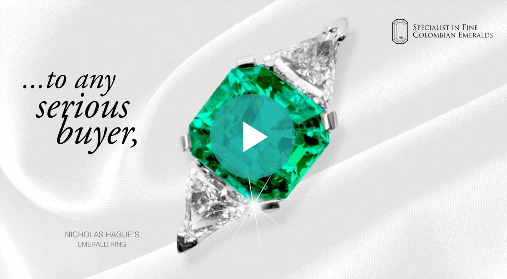 A Subject Matter Expert in Emeralds