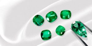 Evaluate Colombian Emeralds - Lee Wasson