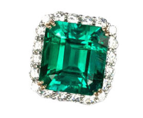 What is a Colombian Emerald - Lee Wasson