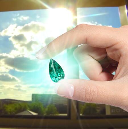 Emerald Sunlight - Lee Wasson