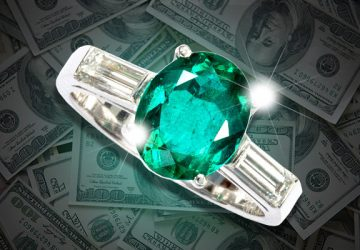 Value of an Colombian Emerald - Lee Wasson