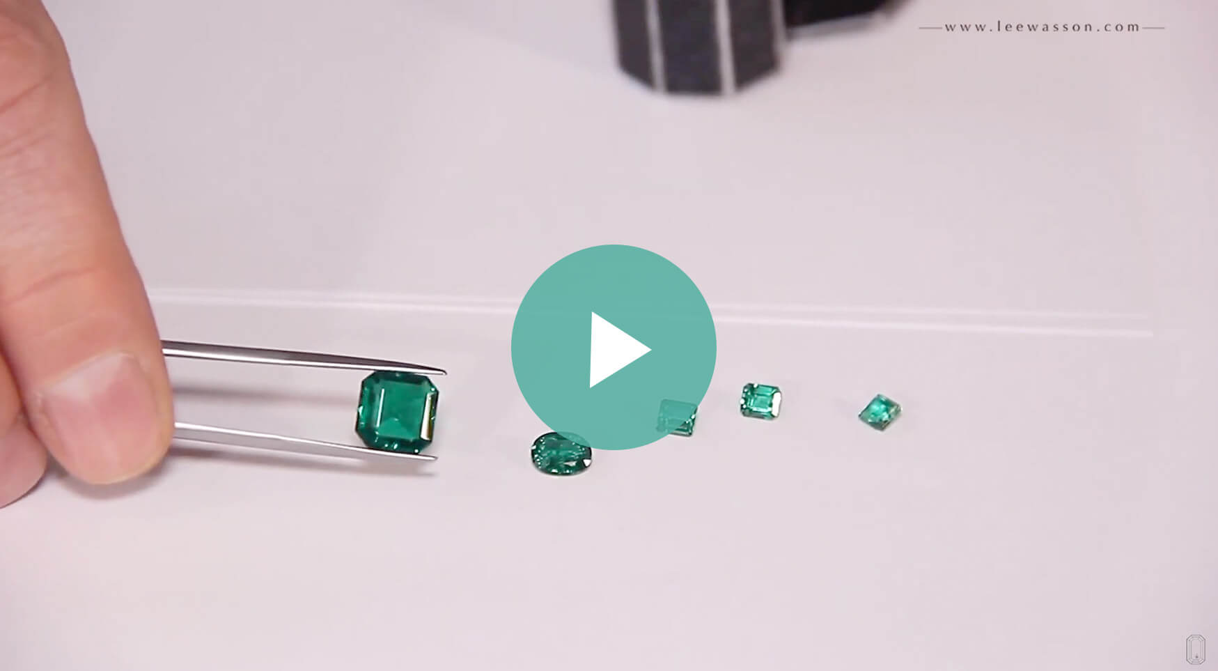 Emeralds Created by Man 3