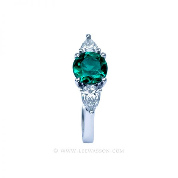 Colombian Emerald Ring 19750